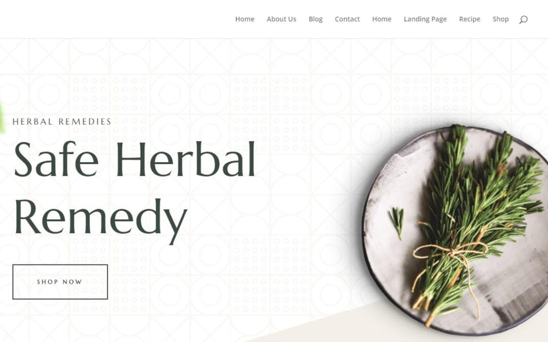 Herbal Remedy Framework